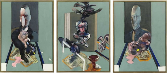 Francis Bacon, Tryptyk 1976