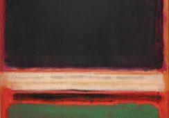 Trwa wystawa Marka Rothko w Muzeum Sztuki w Portland