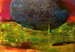 SUBLIMACJA – kolejny wernisaż dzieł wrocławskiego malarza Artura Klafty