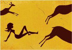 Sztuka jaskiniowa, czyli o rysunkach naściennych odkrytych we Francji