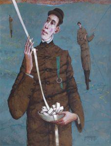 Latawce, Źródło: Galeria Sztuki Wirydarz