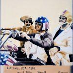 Marcin Maciejowski, Kultowy, USA, 1969 (Easy Rider), Źródło: Galeria BWA, Wrocław