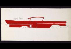 Andy Warhol i samochody