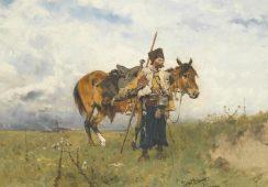 Obrazy polskich artystów na londyńskiej aukcji w Sotheby's