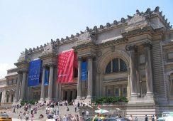 Metropolitan Museum of Art bije rekordy popularności