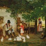 Antoni KOZAKIEWICZ Króliki, 1879, Źródło: Rempex