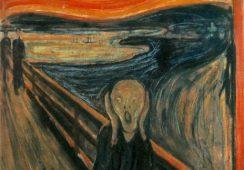 Edward Munch, Krzyk, Źródło: Sotheby's