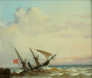 Eugene Joseph Verboeckhoven, Źródło: Galeria Antykwariat