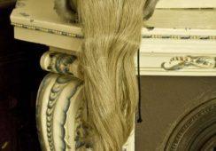 Włosy w wannie, czyli relacja z wystawy Hairy Candies