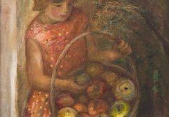 """W cyklu """"Galeria żywa"""": Emil Krcha – malarstwo"""