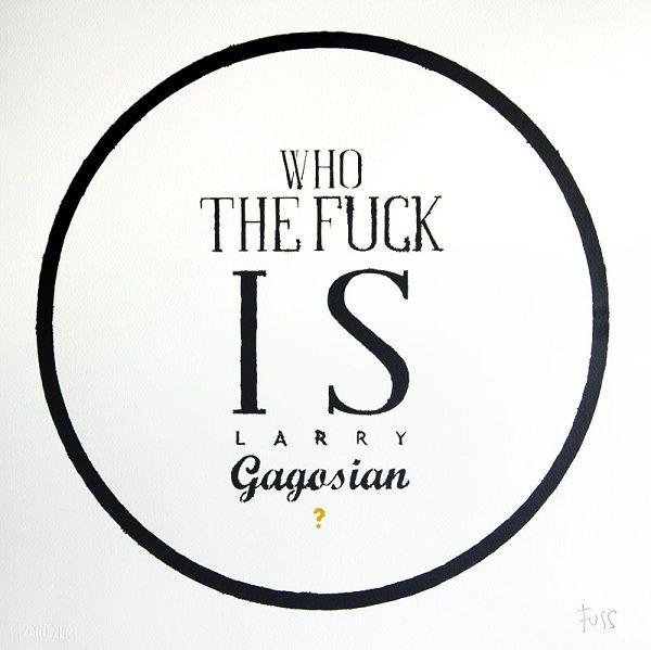 Źródło: Gagosian Gallery