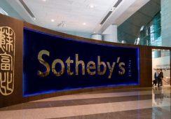 Sotheby's pozywa kolejnego chińskiego oferenta