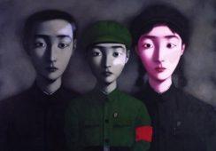 Chiny wciąż jednym z największych graczy na rynku sztuki współczesnej