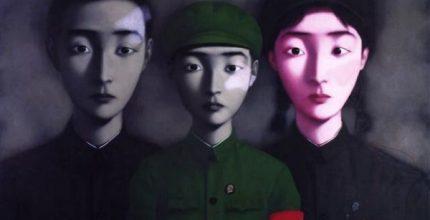 Zhang Xiaogang, Źródło: Sotheby's