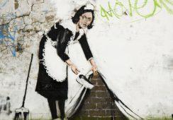 Banksy aresztowany – genialna plotka?