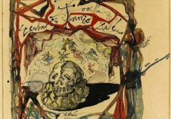 "Salvador Dali, ""Cartel des Don Juan Tenorio"", Źródło: Venus Over Manhattan"