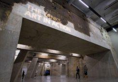 Tate Modern: muzeum w dawnych zbiornikach oleju
