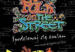 """Czy street art może być ludowy? Akcja """"Folk on the Street"""""""