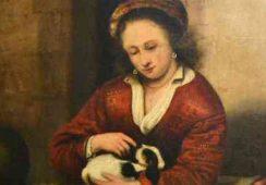 Obraz Abrahama van Dycka do kupienia w Sopocie
