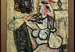 Nieznane dzieło Picassa odkryte po 50 latach