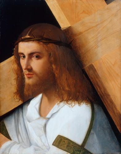 Belinni, Jezus Niosący Krzyż, Źródło: Isabella Stewart Gardner Museum