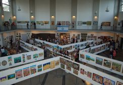 Pożegnanie ze sztuką naiwną – finisaż V Art Naif Festiwalu