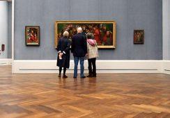 Vermeer kontra Pollock, czyli wrzawa w berlińskiej Gemäldegalerie