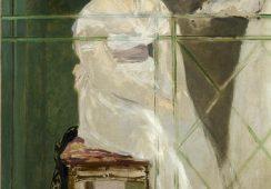 """Słynny """"Portret Mademoiselle Claus"""" zostaje w Wielkiej Brytanii"""