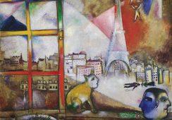 Marc Chagall: 125 urodziny malarza-poety