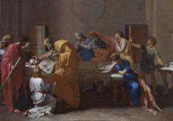 """Fitzwilliam Museum walczy o """"Ostatnie namaszczenie"""" Nicolasa Poussina"""