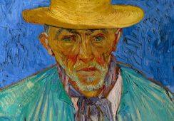 """""""Portret Chłopa"""" pędzla Vincenta van Gogha wyrusza w podróż"""