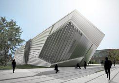 Wielkie otwarcie Eli And Edythe Broad Art Museum