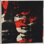 ANDY WARHOL, Jackie, sitodruk,21 1/4 x 21 1/8 in., 1960. Estymacja: $200,000-300,000