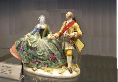 Manufaktura porcelany w Miśni