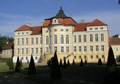 Jest dofinansowanie dla pałacu w Rogalinie