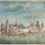 © Albrecht Dürer Innsbruck von Norden, um 1496 Albertina, Wien