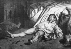 Honoré Daumier, Rue Transnonain April 15 1834, źródło:wikipedia