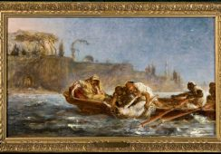 Wystawa z kolekcji Jeziorańskich tylko do jutra