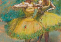 "Wystawa ""Edgar Degas"" w Bazylei"