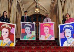 Prace Warhola zakupione przez fundację Royal Collection