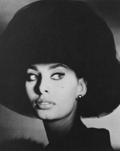 Irving Penn, Sophia Loren,źródło:artnet.com