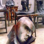 Adam Myjak, rzeźba, źródło: adammyjak.com