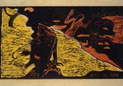 Grafiki Paula Gauguina w Zurichu