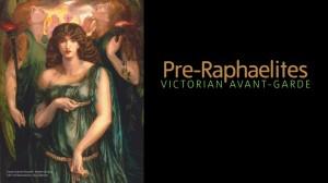 Wystawa Prerafaelitów w Tate, źródło: tate.org.uk