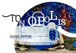 Tonopolis. Działania praktyczne w Centrum Sztuki Współczesnej Znaki Czasu