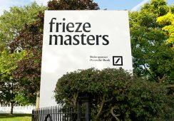 Debiut Frieze Masters