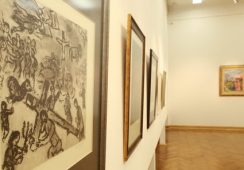 Chagall, Soutine i twórcy Ecole de Paris w białoruskim muzeum