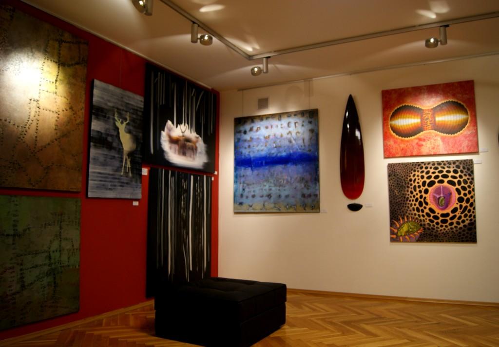 Ekspozycja, Galeria Socato, fot. Kama Wróbel