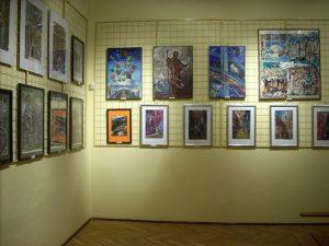 Galeria Barwy Śląska, wystawa, źródło:barwyslaska.tarnogorski.pl