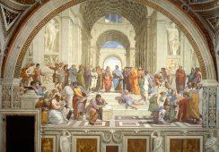 Sztuka starożytna w ujęciu filozoficznym